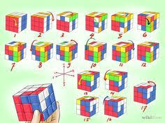 Rubik's Cube Patterns 3x3 Delectable Make Awesome Rubik's Cube Patterns Amusment Pinterest Cube And