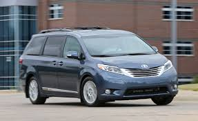 2016 Toyota Sienna AWD Test – Review – Car and Driver