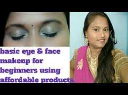 simple indian makeup at home for beginners 4 ways of using maybelline s palette