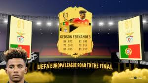 81 RTTF GEDSON FERNANDES PLAYER REVIEW- FIFA 20 ULTIMATE TEAM(GAMEPLAY)