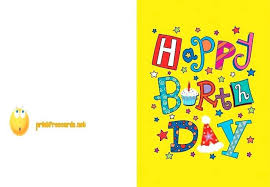 Happy Birthday Card Printable Template Birthday Card Online Free Maker 650 449 Printable Happy