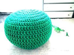 Crochet Pouf Target