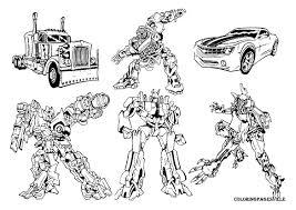 Transformers Coloring Pages Lezincnyccom