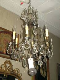 antique bronze crystal chandelier antique french chandelier crystal inside decorations 4 mars antique bronze 39 inch