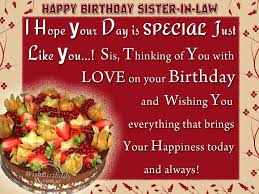 Valentine Quotes For Sister In Law Happy Birthday Quotes For Sister