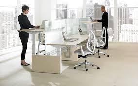 New office desk Professional Work Office Trends Rethinking The Office Desk Globalmarketcom Office Trends Rethinking The Office Desk Office Furniture