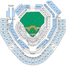 Petco Park Seating Chart With Info On Best Seats Theater