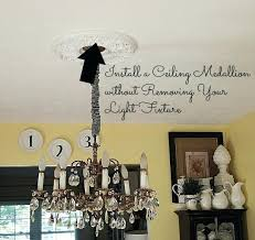 how to remove light fixture from ceiling ceiling medallions for light fixtures remove ceiling fan light
