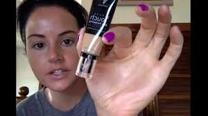 applying primer concealer foundation makeup tutorial younique