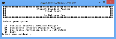 Idm_trial_reset.exe is not essential for windows and will often cause problems. Tutorial How To Use Idm Free For Life My Vip Forum
