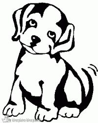 64 Gratis Kleurplaten Van Honden Kleurplaat Van Een Hondje