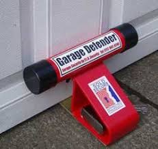 garage door security with the british made garage defender padlock sold secure protect your ets
