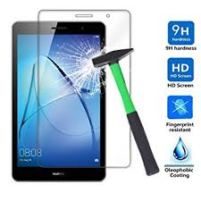 huawei 8 inch tablet. huawei mediapad t3 8 8-inch screen protector, infiland premium hd clear tempered glass inch tablet r