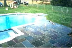 Kool Deck Cool Paint Pool Best Mortex Colors Stegmeier