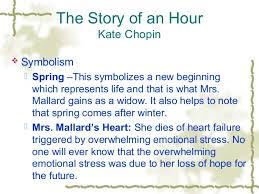 the story of an hour the story of an hour kate chopin 10