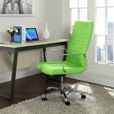 awesome green office chair. Modway Finesse High Back Office Chair In Bright Green Awesome E