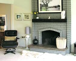 paint fireplace bricks white pictures of painted fireplaces the yellow cape cod white washed brick home