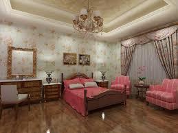 Pink Wallpaper For Bedrooms 20 Lovely Patterned Floral Wallpaper Ideas For Bedroom Decor