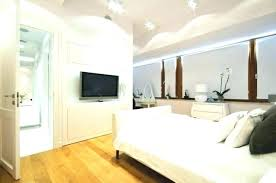 wall mounted tv ideas bedroom mounting ideas bedroom wall mount ideas practical and minimalist look of