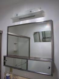 Double Mirrored Bathroom Cabinet Furniture Elegant Bathroom Oval Mirrors With Aluminum Bathroom