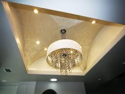 kitchen recessed lighting chandelier