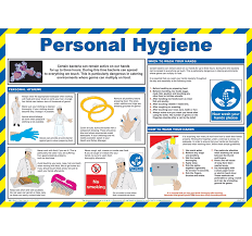 Food Hygiene Poster Personal Hygiene Poster Safety Services Direct