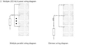 led panel wiring diagram anything wiring diagrams \u2022 LED Light Fixture Wiring Diagram 500x500x3 5mm 40w 3600lm led flat panel lighting with excellent heat rh aliexpress com led light panel wiring diagram electrical sub panel wiring diagram