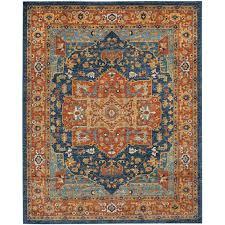 blue orange rug evoke blue orange area rug blue orange rug