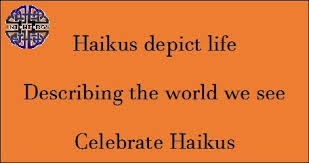 What's The Pattern Of A Haiku Impressive A Decade Ago I Began Celebrating Haiku Day On May 48th With My