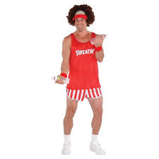 richard simmons costume female. throw on your shortest shorts, fluff up hair, grab a tank top and you have the makings for perfect richard simmons costume. costume female