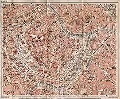 Aus den bundesländern jede region österreichs hat ihren eigenen charme. Amazon Com Vienna City Centre Wien Burg Town Plan Stadtplan Austria Osterreich 1896 Old Map Antique Map Vintage Map Austria Map S Posters Prints