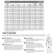 Gk Size Chart
