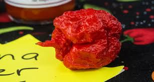 Worlds Hottest Pepper May Have Triggered This Mans Severe