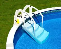 in ground pool ladders steps s above for