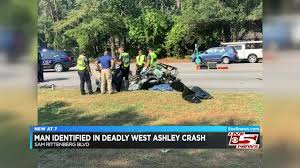 Victim in fatal West Ashley accident identified