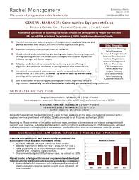 Executive Style Resume Template Samples Career Impressions