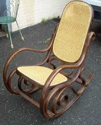 antique bentwood rocking chair furniture in thonet remodel 14