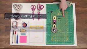 Quilty: Core supplies needed to start quilting - YouTube &  Adamdwight.com