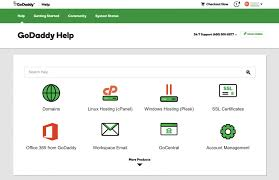 Godaddy Technical Support Magdalene Project Org