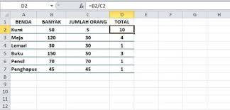Berikut adalah kumpulan rumus excel lengkap yang paling sering digunakan! 100 Kumpulan Rumus Excel Lengkap Dan Fungsinya Jalantikus