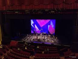 Chicago Theatre Loge 3r Rateyourseats Com
