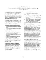 Epa Chemical Resistance Chart Headline Sbr Fungicide Iowa Department Of Agriculture