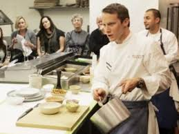 A French Laundry chef cooks a Christmas ...