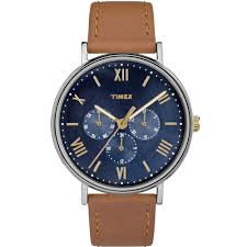 timex tw2r29100 southview multifunctional brown leather chronograph watch 28688 p jpg