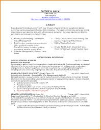 Sample Resume Administrative Assistant Skills Sidemcicek Com