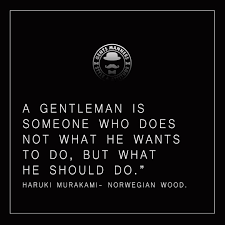 Gents Manners On Twitter Gents Quote 5 Manners Gentleman