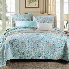 100 cotton bedspreads. Unique Cotton 100 Cotton Bedspreads Floral Super Soft Quilted Bedspread Set Patchwork  Bedspread Queen Size 3PCS Intended 100 0