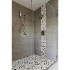 heated bathroom tiles. Breathtaking Home Interior And Flooring Ideas Using Heated Tile : Gorgeous Bathroom Shower Tiles O