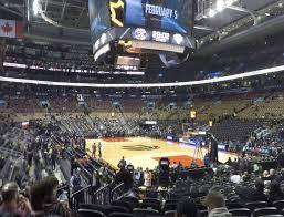 Scotiabank Arena Section 104 Seat Views Seatgeek