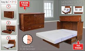 stow away bed. Exellent Bed The Stanley Stowaway Bed That Folds From A Chest To Complete Intended Stow Away